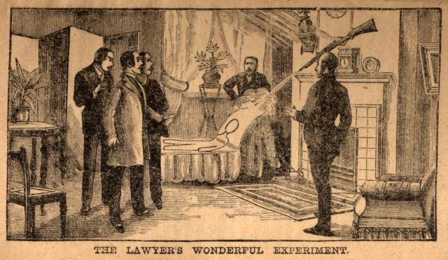 LAWYER'S EXPERIMENT